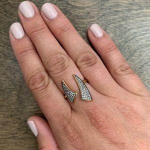 Gold Stella & Dot Ring